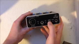 Behringer U-Phoria UM2 - The $250 Interface That Only Costs $30?!
