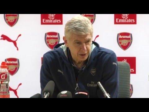 Wenger: 'A good Christmas for Arsenal'