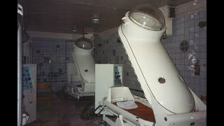 Russian Hyperbaric Chamber 3