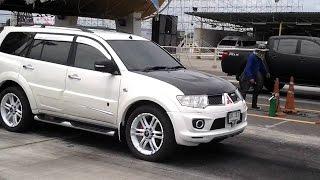Toyota Fortuner тест драйв.  Toyota Fortuner обзор.  Часть первая