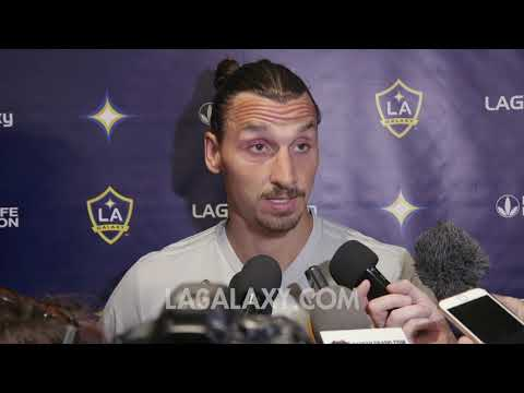"Zlatan Ibrahimović speaks after LA Galaxy draw with LAFC: ""We are much better than them"""