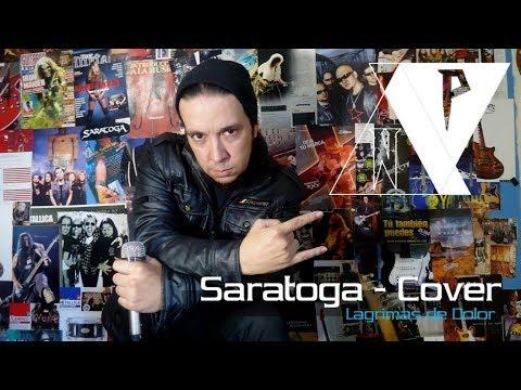 Saratoga - Lagrimas de dolor COVER by Carlos Gustavo feat. Nefarie Production | VIDEO OFFICIAL