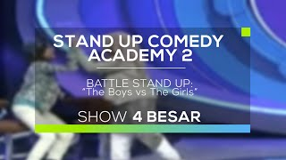 Video Battle Stand Up - The Boys vs The Girls (SUCA 2 - Challenge) download MP3, 3GP, MP4, WEBM, AVI, FLV Mei 2018
