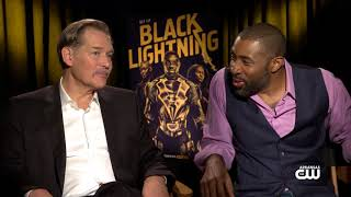 Interview with Cress Williams & James Remar of