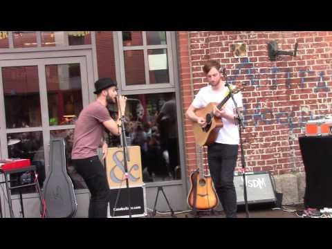 CHANGES Roman Lob & Tim Dönges Knust Acoustic Sommersession 2016