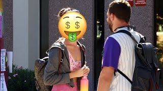 Paying Girls $1,000 To Breakup With Their Boyfriend..