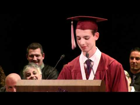 SF International High School Graduation 2011 IB Valedictorian Speech