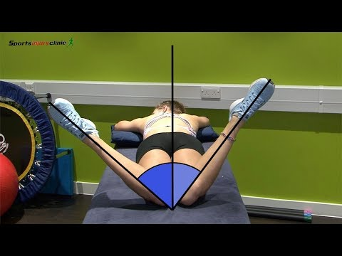 PNF Technique for improving Hip Mobility