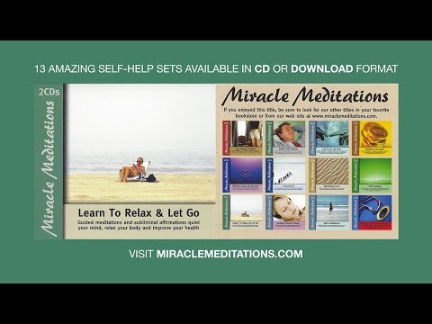 Learn to Relax & Let Go - Bedtime Guided Meditation