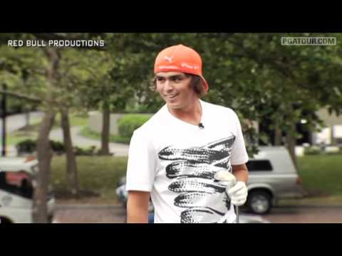 Rickie Fowler makes blind hole-in-one: PGA TOUR 2011