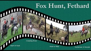 Tipperary Foxhounds Hunt, in Fethard. This Film captures a fox hunt...