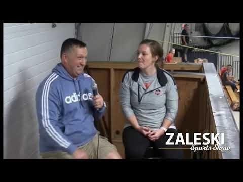 Brooke Kafka Stratford Tigers Volleyball Season Preview