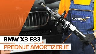 Vgradnja Blažilnik BMW X2 (F39): brezplačen video