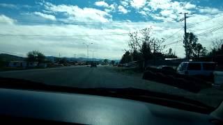 Aqui dando una vuelta por Rodeo Dgo.