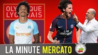 Luiz GUSTAVO intéresse LYON, et si RABIOT prolongeait au PSG ??