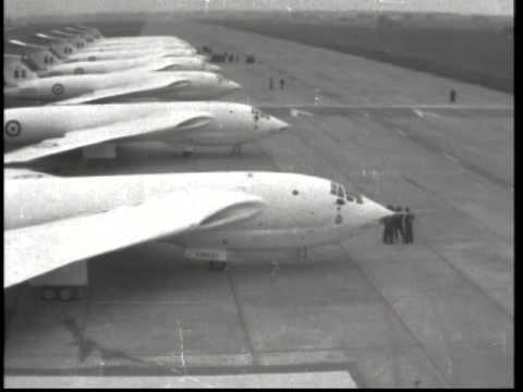 Super Sized Strategic Bombers Built By USSR and NATO