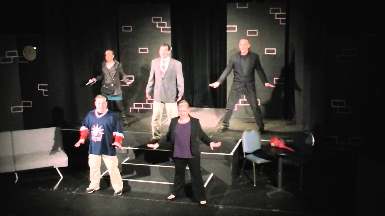 I Love You Because - Saturday Night in New York - Porthole Players
