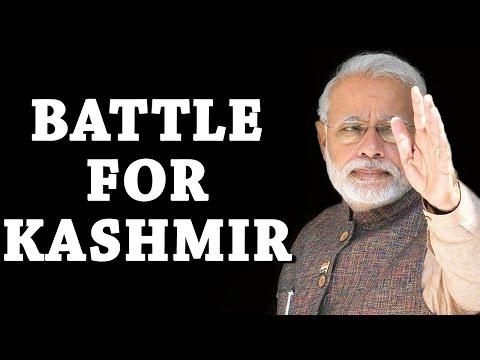 Modi to kick start BJP's campaign in J&K