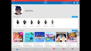 Watch Zac play ROBLOX via Omlet Arcade!