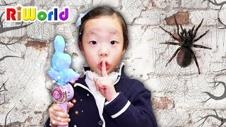 Alice and Dad - The Story of the Magic Wand
