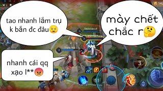 Troll Game _ The Flash Lao Vào Trụ Chết Troll Team Và Cái Kết
