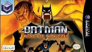 Longplay of Batman: Rise of Sin Tzu