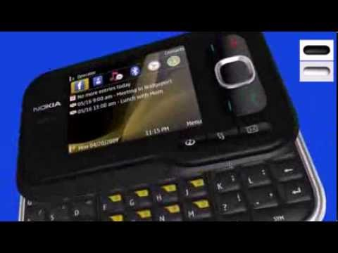 Nokia 6760 - 3D Demo Video