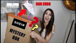 SHEIN MYSTERY BOX  🎁 so HEFTIGE MARKEN so GÜNSTIG 😧