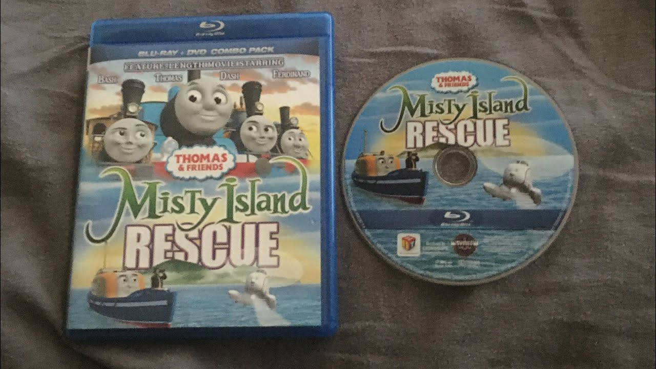 Download Opening to Thomas and Friends: Misty Island Rescue 2010 Blu Ray