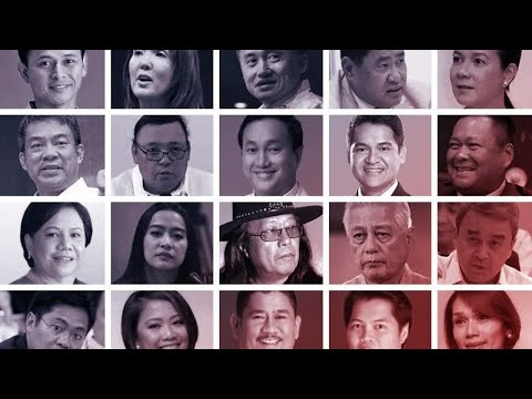 PDP-Laban's 2019 senatorial line-up includes Freddie Aguilar and Jiggy Manicad