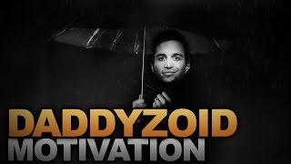 DADZOID gives fREAKAZOiD a motivational speech