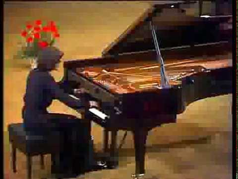 Natalia Trull at the 2nd round of 1986 Tchaikovsky competition