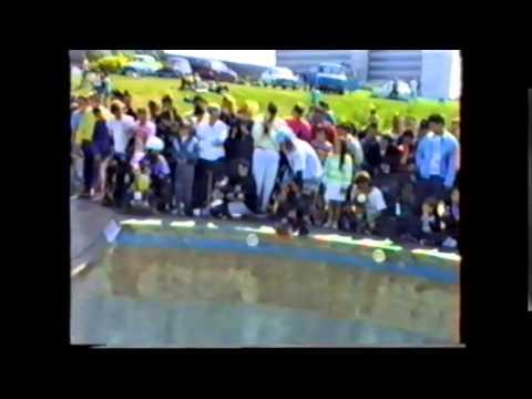 Livingston Pure Fun Skate Party 1988