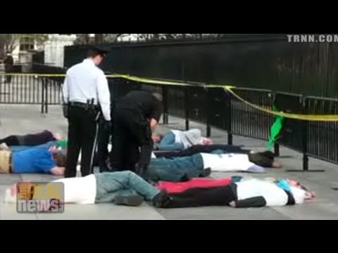 27 Arrested at DC Protest Against U.S. Militarization in Latin America