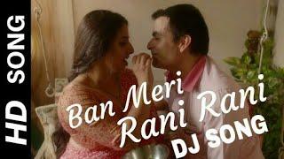 DJ SONG || Ban ja Rani-guru randhawa song 2017||DJ mix||Kunal tayade