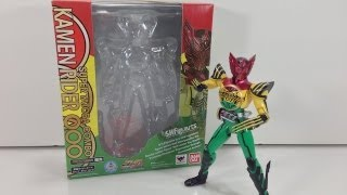 Stockpile Sunday Review: S.H.Figuarts - Kamen Rider OOO Super TaToBa Combo