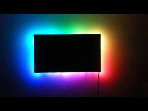 Choose Effects And Mood Lights When You Are Not Watching TV.