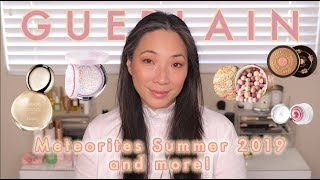 GUERLAIN Meteorites Summer 2019 - First Impressions
