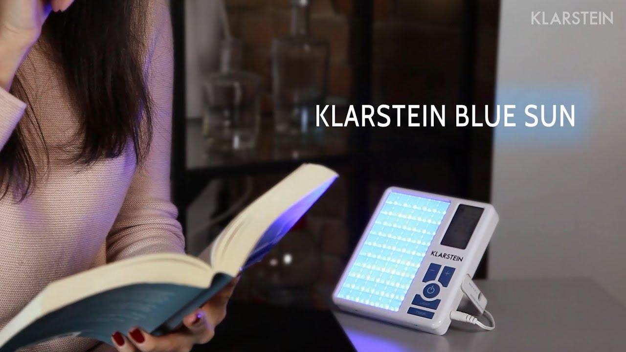 Lampe 60x De Luminothérapie Portable Blue Led Sun gf76vYybI
