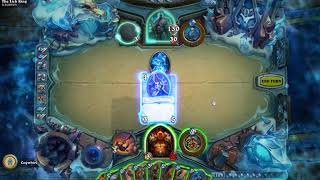 Hearthstone - KoTFT - The Lich King (Warrior)
