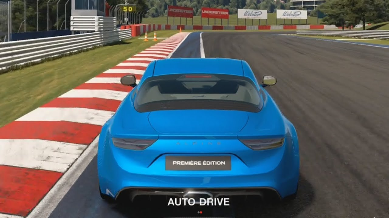 gran turismo sport alpine a110 premiere edition 2017 test drive gameplay ps4 hd. Black Bedroom Furniture Sets. Home Design Ideas