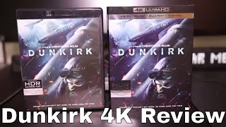 Dunkirk 4K Blu-Ray Review