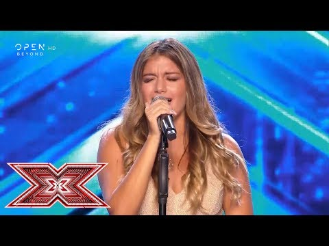 «Fallin» από την Ζωή Μισέλ Μπακίρη   Chair Challenge 3   X Factor Greece 2019