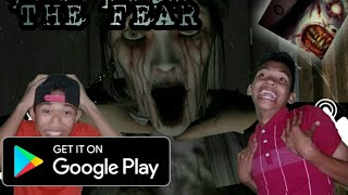 CEKIK HANTU TU?!! | The Fear-The Horror Game | #1