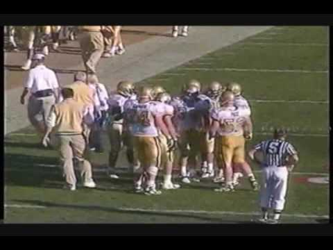 1998 Georgia Tech-Georgia End of Game