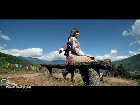 Gawa The Happiness (Bhutanese Music Video)