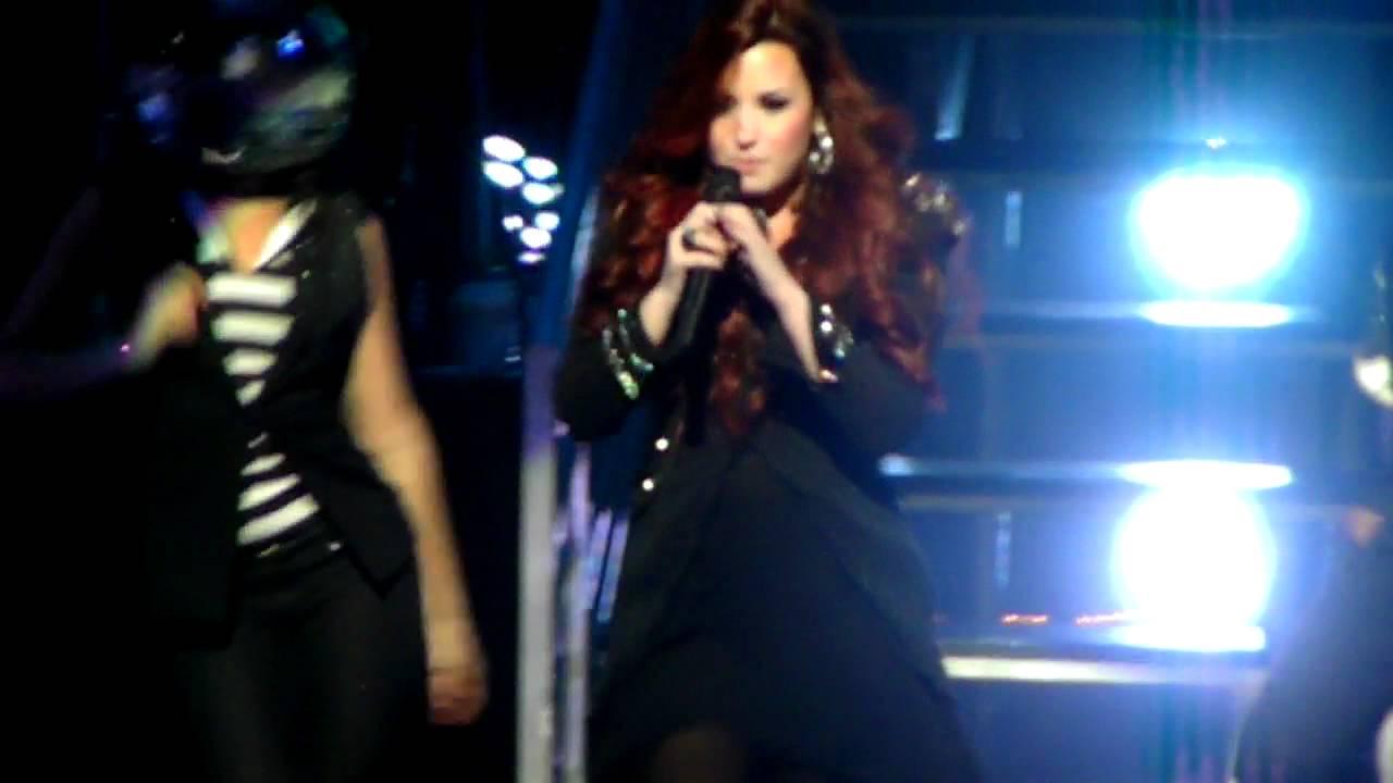 Demi Lovato - All Night Long Lyrics (ft. Missy Elliott & Timbaland)