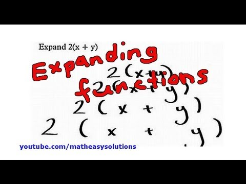 Expanding Higher Power Functions