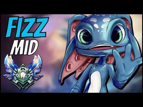 ► FIZZ MID vs LEBLANC [GUIA S7 en ESPAÑOL] - League of Legends