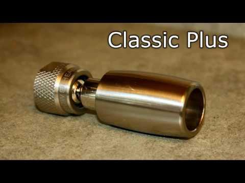 High Sierra Clic Plus Showerhead
